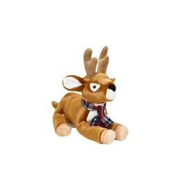 Fluff & Tuff Fluff & Tuff, Inc. Holiday Reggie Reindeer