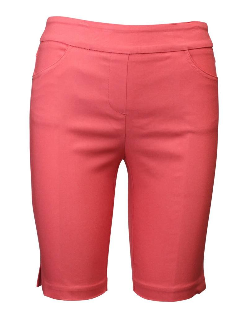"""Tribal 10"""" City Short in St. Marco Signature Color Peony"""