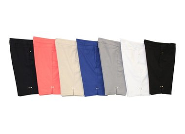 """10"""" Bermuda - Available in 5 Colors"""