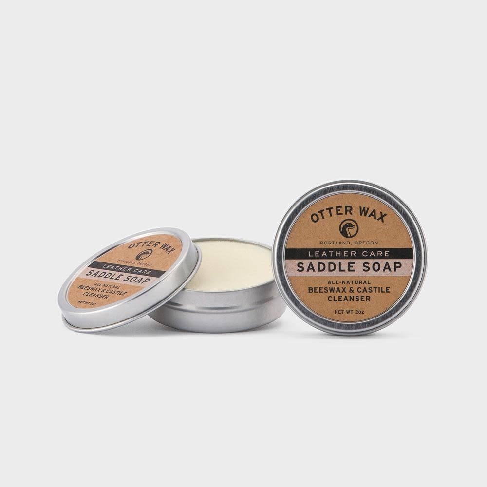 Otter Wax Saddle Soap