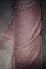 Merchant & Mills England Oxblood European Laundered Linen (1 yd.)