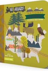Baby Lit All Aboard National Parks Board Book