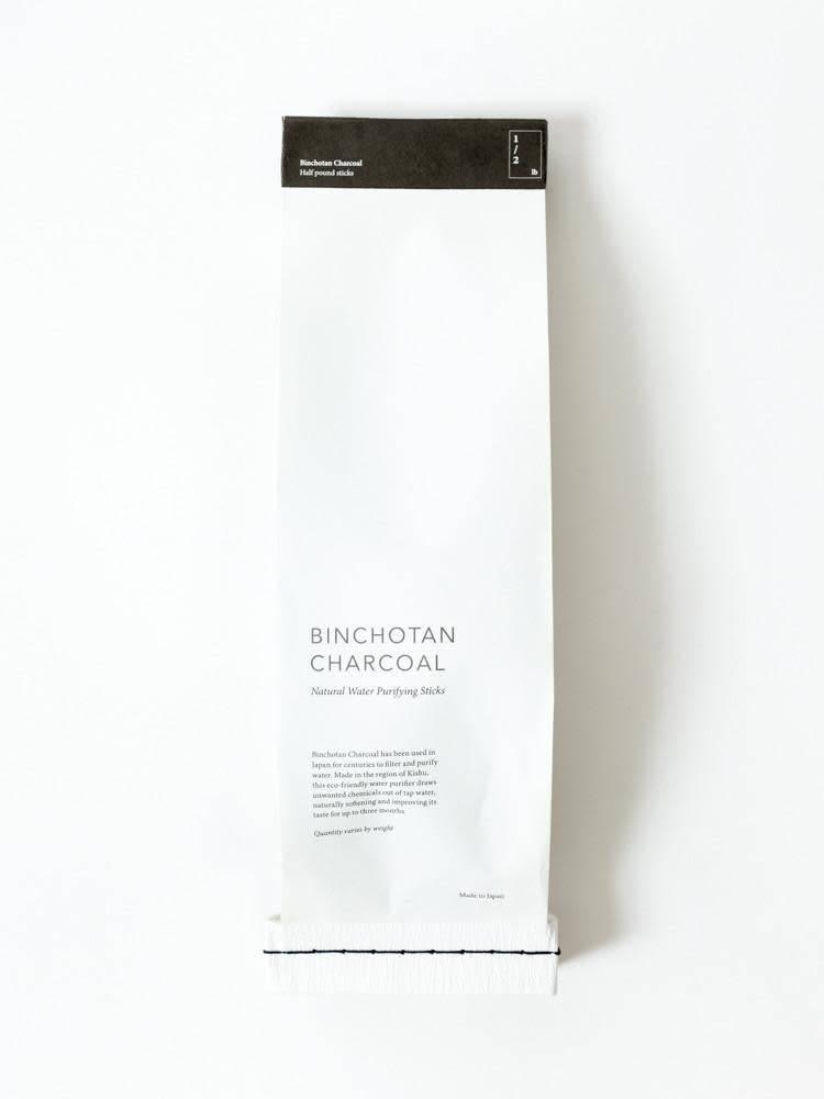 Morihata International Ltd. Binchotan Charcoal, Natural Water Purifier - Black