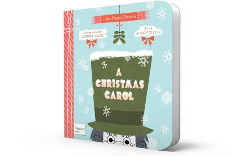 Baby Lit A Christmas Carol Board Book