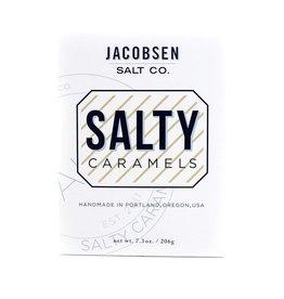 Jacobsen Salt Salty Caramels Box - 7.3 oz.