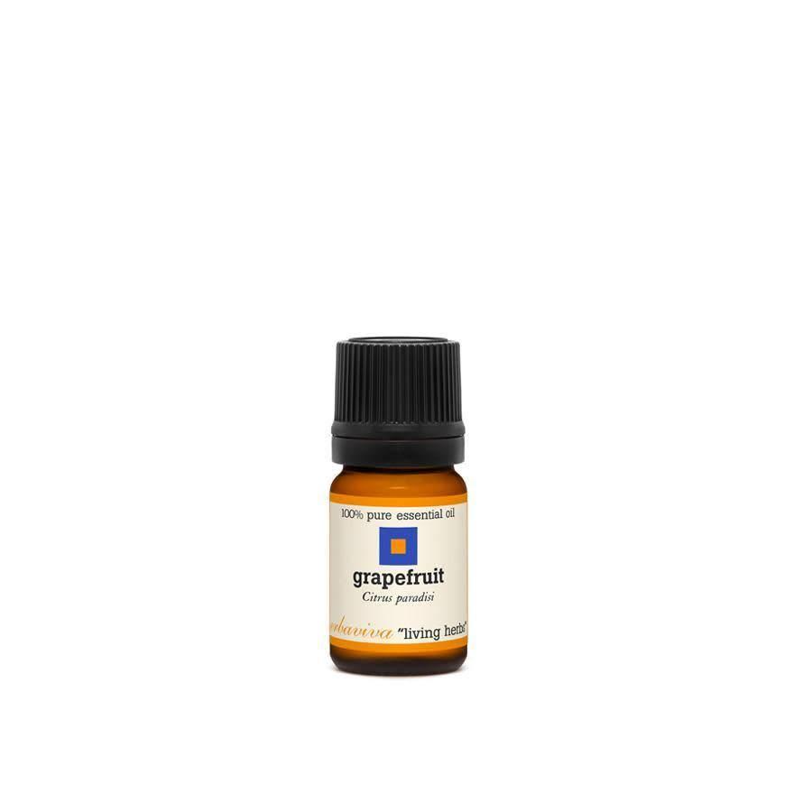 Erbaviva Grapefruit Essential Oil, citrus paradisi - 5ml