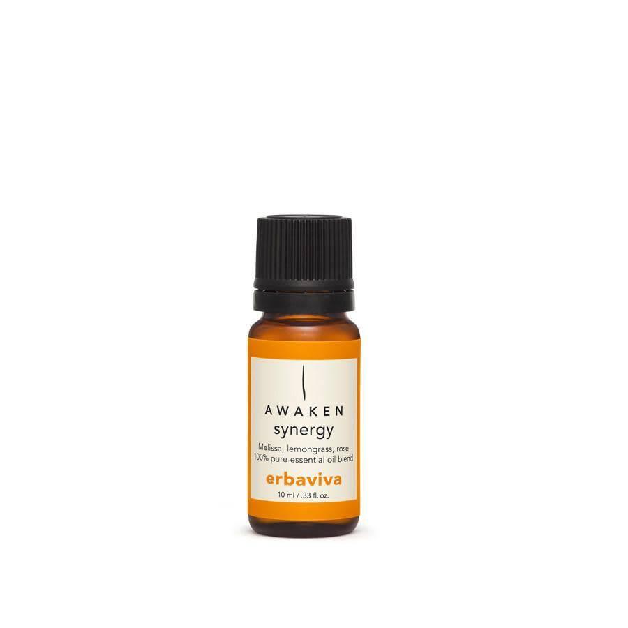 Erbaviva Awaken Synergy Essential Oil - 10ml