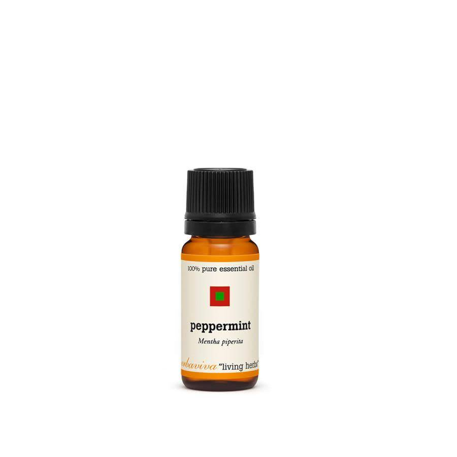 Erbaviva Peppermint Essential Oil, mentha piperita - 10ml