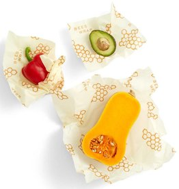 Bee's Wrap Bee's Wrap Assorted Wraps - 3 Pack