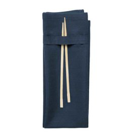 The Organic Company Organic Napkin, Dark Blue