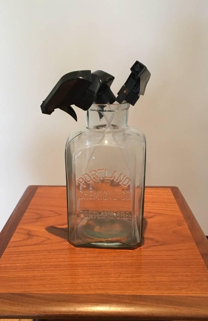 Freund Container Plastic Trigger Sprayer, Black
