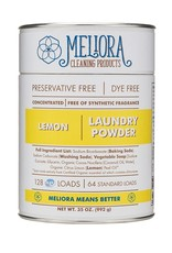 Meliora Meliora Laundry Powder, 64 Loads Lemon - 35 oz.