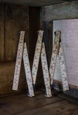 Merchant & Mills England Wooden Folding Rule
