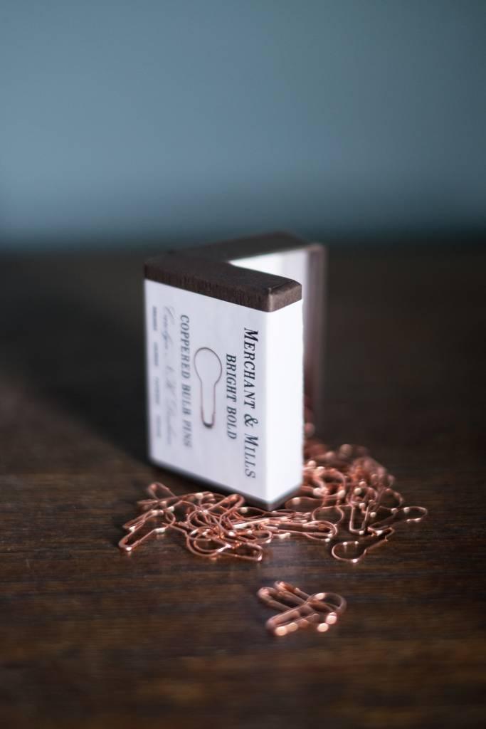 Merchant & Mills England Coppered Bulb Pin