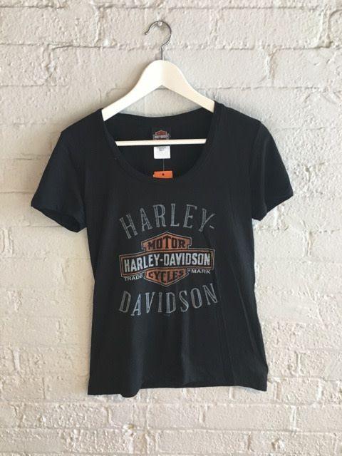 Policaro Harley-Davidson Women's Vintage Harley-Davidson T-shirt