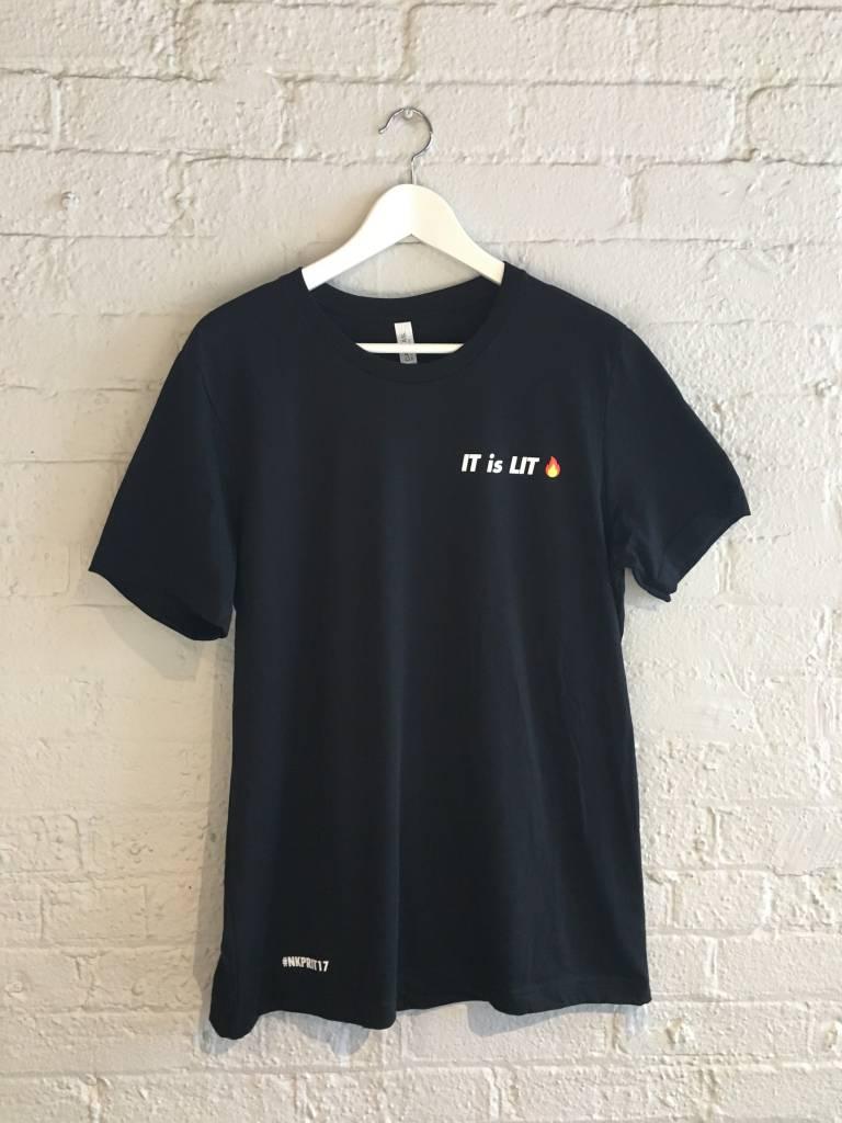 NKPR Men's IT is LIT T-shirt