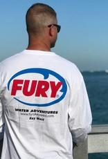 Hanes Fury Crew Long Sleeve