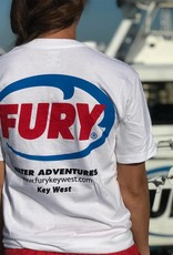 Hanes Fury Crew Short Sleeve