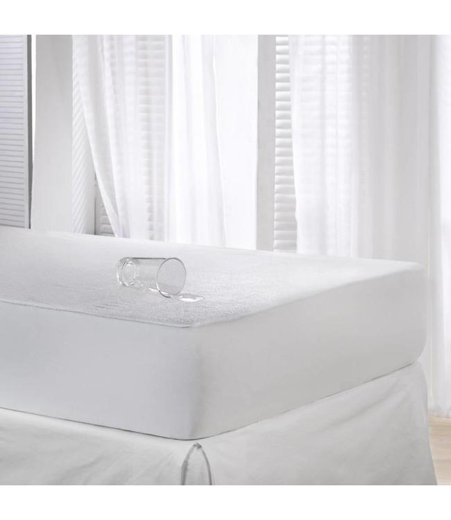 STUDIO 707 WATERPROOF/FLEECE MATTRESS PAD (MP6)
