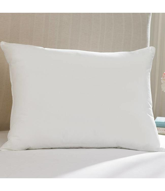 STUDIO 707 URBAN COMFORT MUSLIN POLY/COTT PILLOW