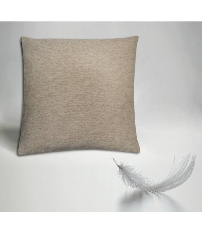 MAISON CONDELLE PILLOW FORM FEATHER FILL WHITE 20X20
