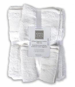 *EGYPTIAN COTTON TOWEL SET