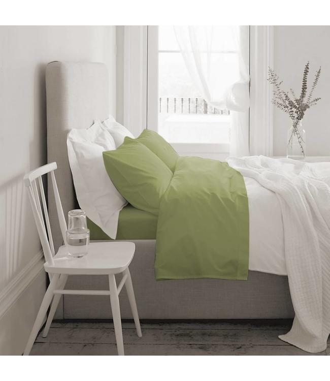*T1000 COTTON RICH SHEET SET (MP4) GREEN KING