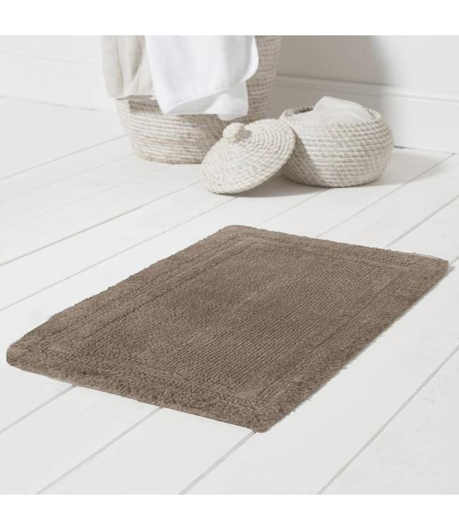 ADRIEN LEWIS BALI REVERSIBLE COTTON BATH MAT AST 17X24 (MP12)