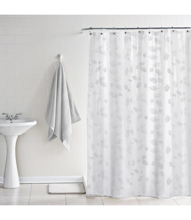 LAUREN TAYLOR BLOOM PEVA SHOWER CURTAIN