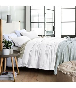 STONE WASHED BAMBOO FEEL DUVET COVER SETS