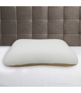 SPECTRA MEMORY FOAM PILLOW WHITE 21X14 (MP10)