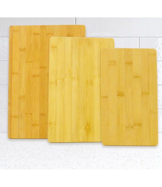 "A LA CUISINE BAMBOO CUTTING BOARD 10X14"" (MP6)"