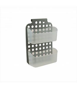 LAUREN TAYLOR *PLASTIC SHOWER CADDY (MP6)