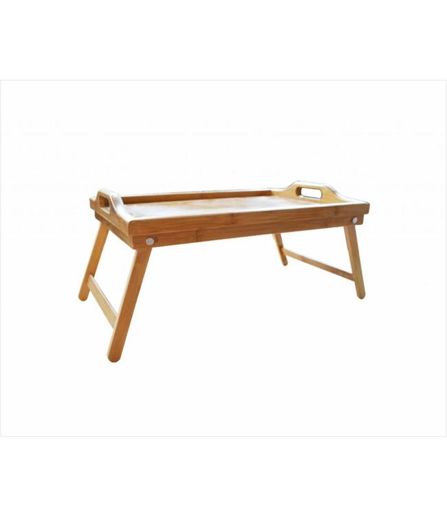 A LA CUISINE BAMBOO BED TRAY (MP4)