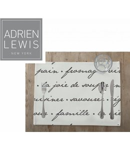 ADRIEN LEWIS ELISE PLACEMAT (MP12)