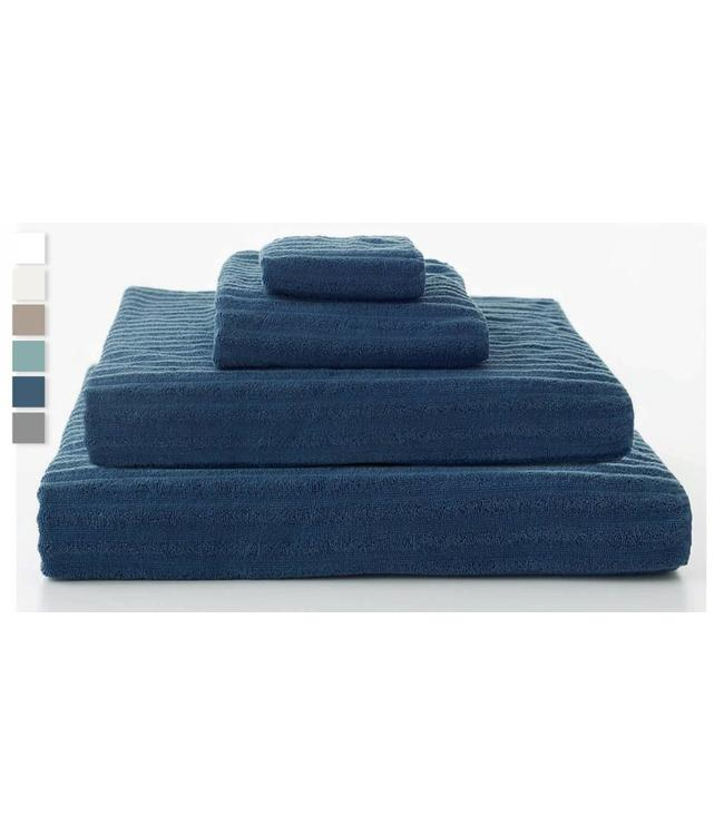 RIBBED COTTON TOWELS