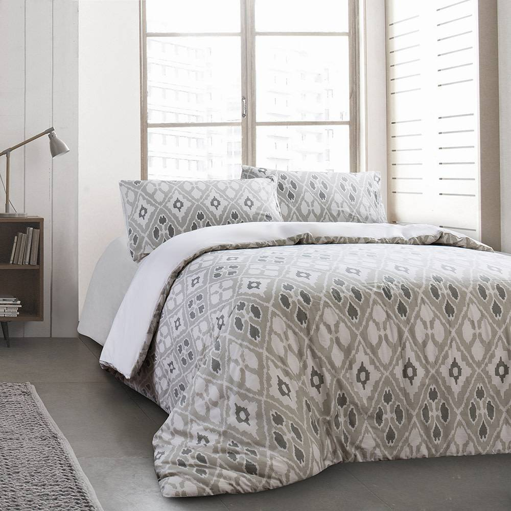 Lauren Taylor Tula 3pc Duvet Cover Set Oxford Mills Home