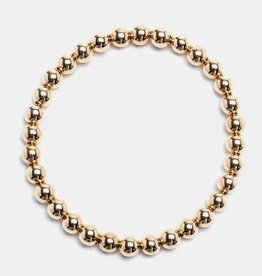 Karen Lazar Extra-Large 5mm Rose Gold Filled Bracelet