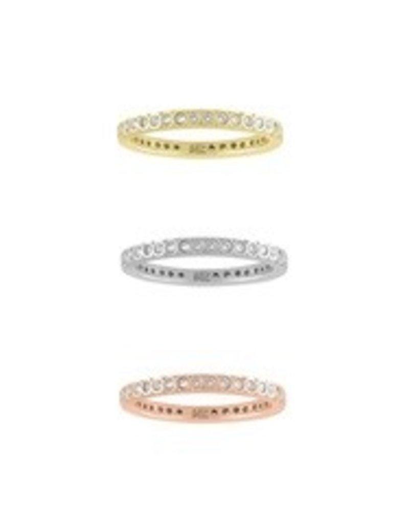 Eden Presley Eternity Diamond Midi Ring