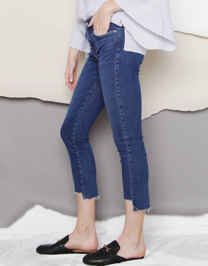 James Jeans Hi-Low Straight Victory