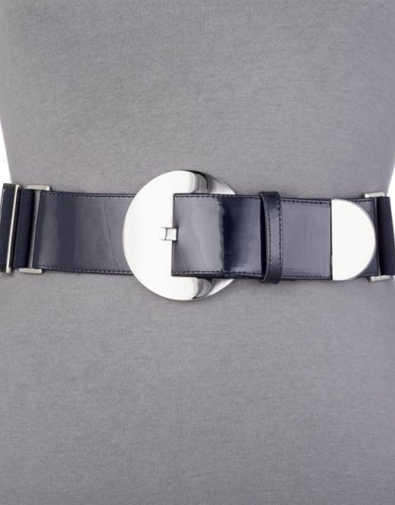 Suzie Roher Patent Leather Buckle
