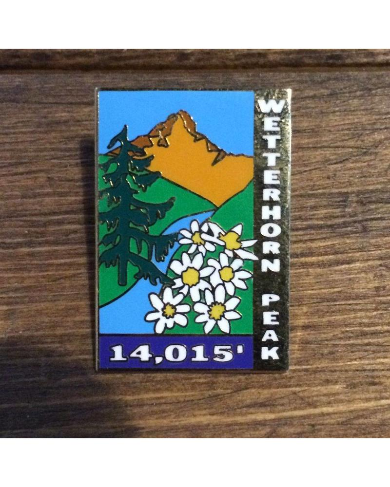 Wetterhorn Peak Pin
