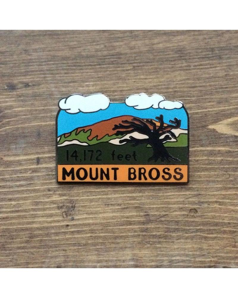 Mount Bross Pin