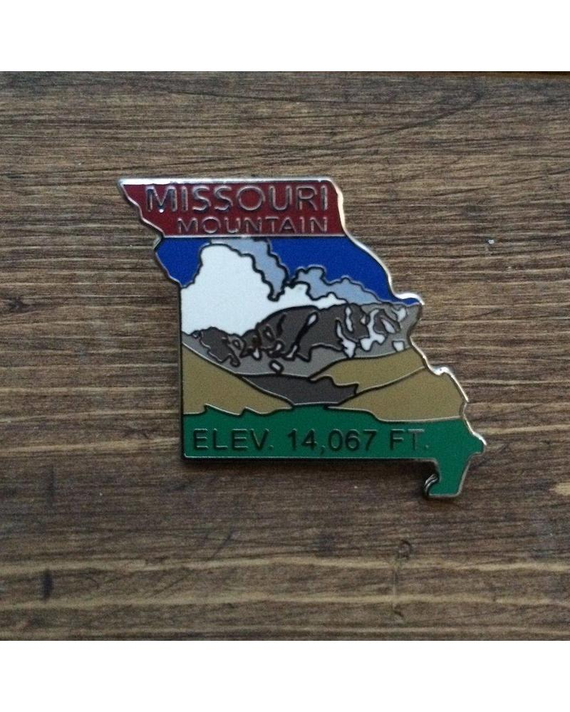 Missouri Mountain Pin