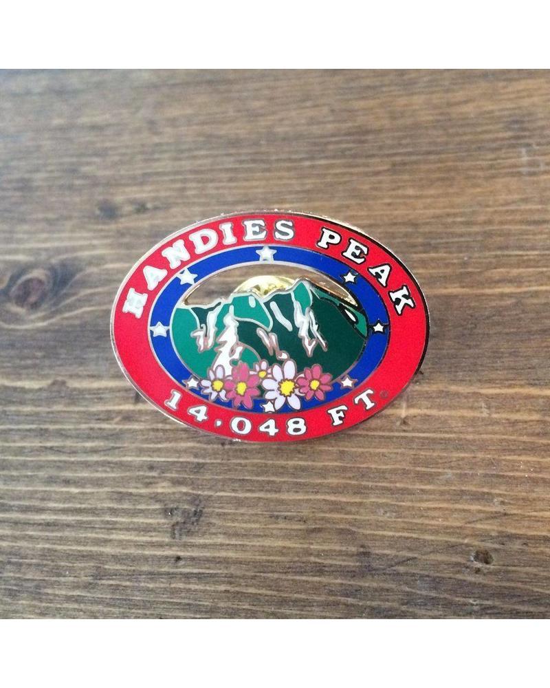 Handies Peak Pin