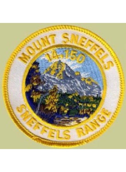 Mount Sneffels Patch