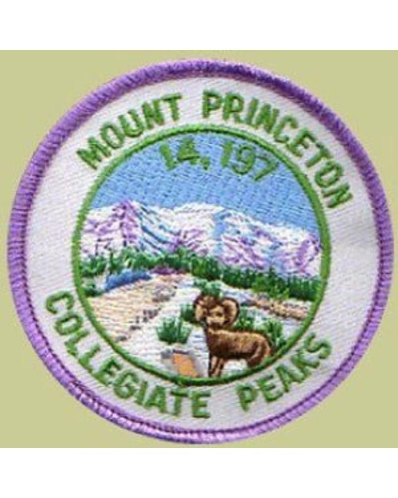 Mount Princeton Patch