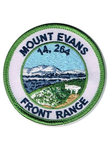 Mount Evans Patch