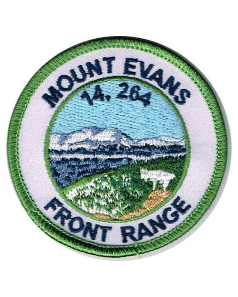 Mount Evans Patch
