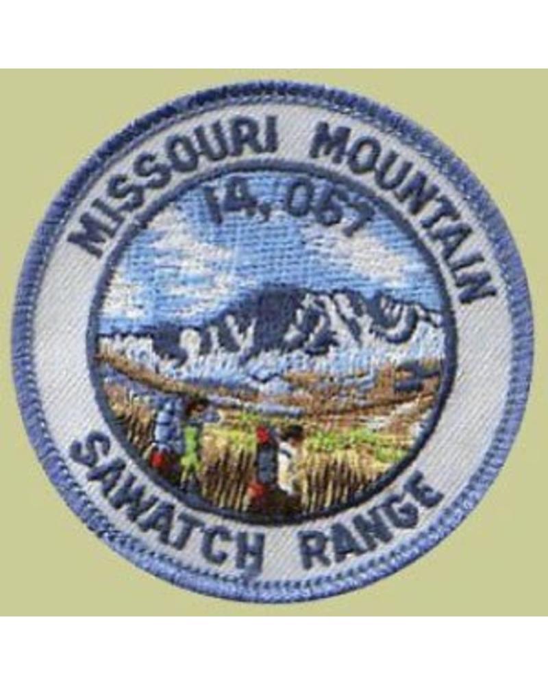 Missouri Mountain Patch
